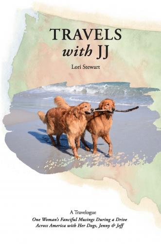 Cover for Travels with JJ