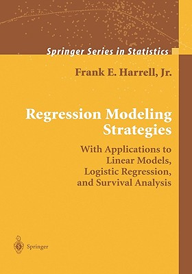 Cover for Regression Modeling Strategies