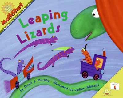 Leaping Lizards Cover Image