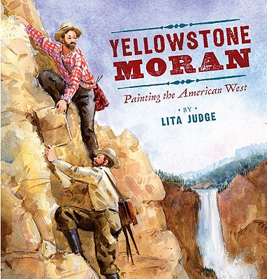 Yellowstone Moran Cover