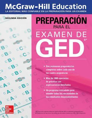 Preparación Para El Examen de Ged, Segunda Edicion Cover Image