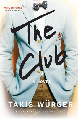 The Club Cover Image