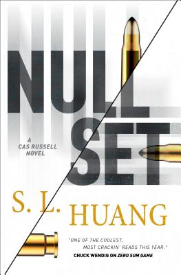 Null Set: A Cas Russell Novel Cover Image