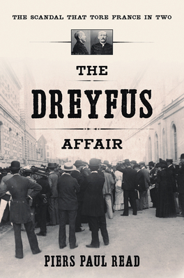 The Dreyfus Affair Cover