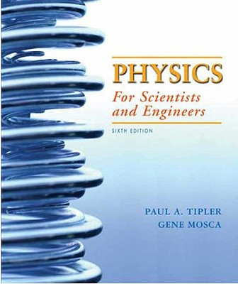 Physics for Scientists and Engineers, Volume 1: (chapters 1-20) (Physics for Scientists & Engineers #1) Cover Image