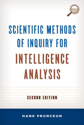 Scientific Methods of Inquiry for 2e PB (Security and Professional Intelligence Education) Cover Image