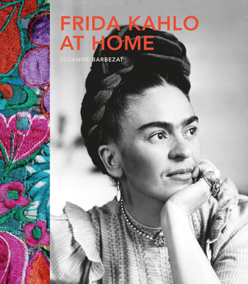Frida Kahlo at Home Cover