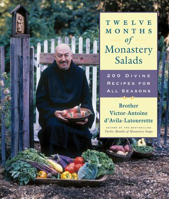Twelve Months of Monastery Salads Cover