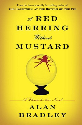 A Red Herring Without Mustard: A Flavia de Luce Novel Cover Image