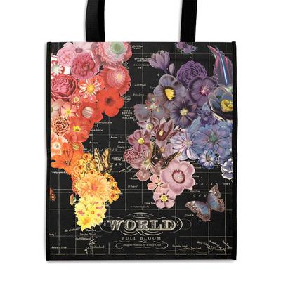 Full Bloom Reusable Shopping Bag Cover Image