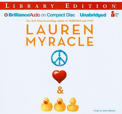 Peace, Love, & Baby Ducks Cover Image