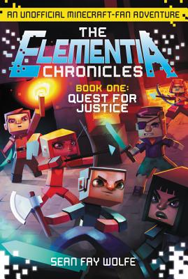 The Elementia Chronicles #1 Cover