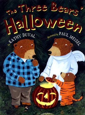 The Three Bears' Halloween Cover Image
