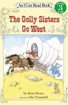 The Golly Sisters Go West Cover