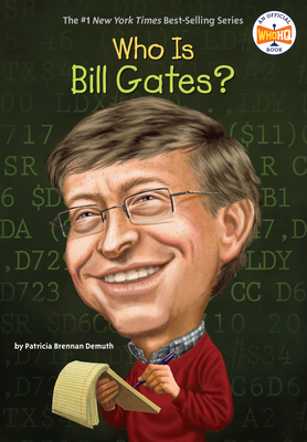 Who Is Bill Gates? (Who Was?) Cover Image