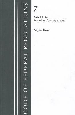 Agriculture, Parts 1 to 26 Cover Image