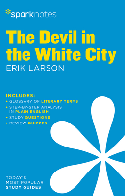 Cover for The Devil in the White City Sparknotes Literature Guide