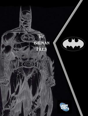 The Batman Files Cover Image