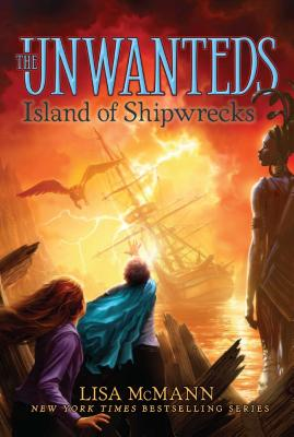 Island of Shipwrecks (The Unwanteds #5) Cover Image
