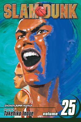Slam Dunk, Vol. 25 Cover Image