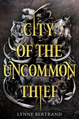 City of the Uncommon Thief Cover Image