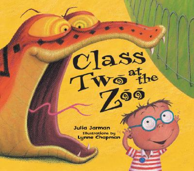 Class Two at the Zoo Cover