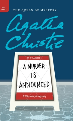 A Murder Is Announced Cover Image