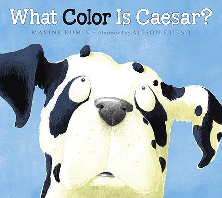 What Color Is Caesar? Cover