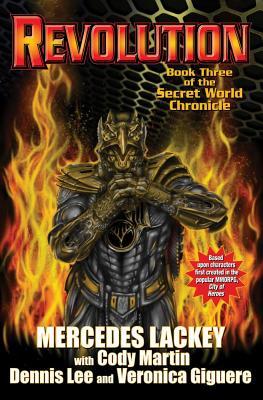 Revolution: The Secret World Chronicle III Cover Image