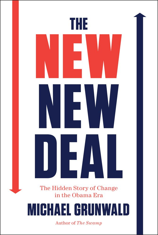 The New New Deal Cover