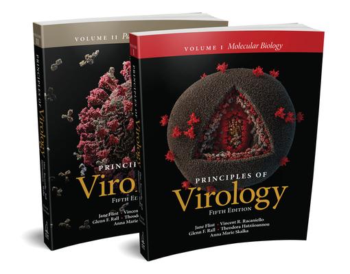 Principles of Virology Cover Image