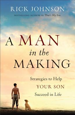 A Man in the Making Cover