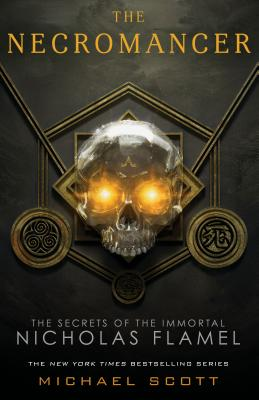 The Necromancer (The Secrets of the Immortal Nicholas Flamel #4) Cover Image