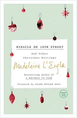 Miracle on 10th Street: And Other Christmas Writings Cover Image