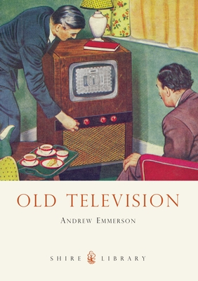 Old Television Cover