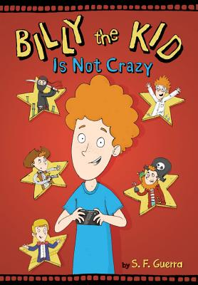 Billy the Kid Is Not Crazy Cover