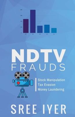 NDTV Frauds Cover Image