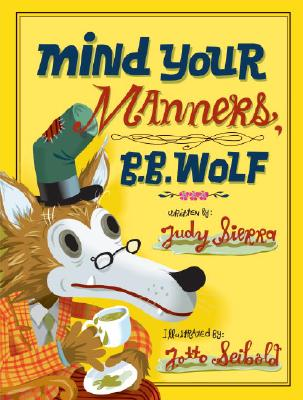 Mind Your Manners, B.B. Wolf Cover