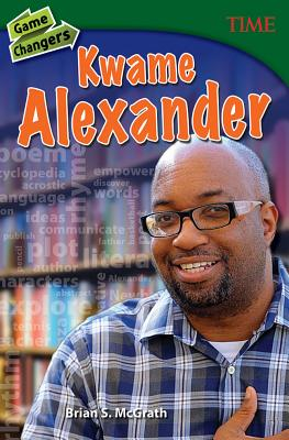Game Changers: Kwame Alexander Cover Image
