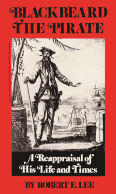 Blackbeard the Pirate Cover Image