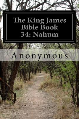 The King James Bible Book 34: Nahum Cover Image