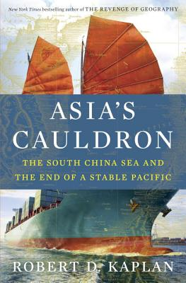 Asia's Cauldron Cover