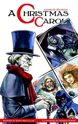 A Christmas Carol: The Graphic Novel Cover Image