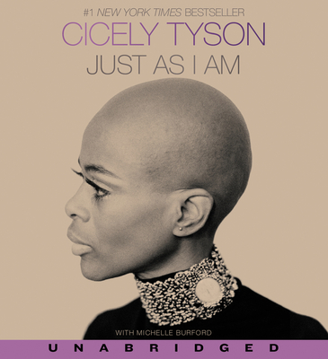 Just as I Am CD: A Memoir Cover Image