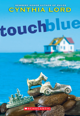 Touch Blue Cover