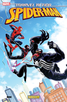 Marvel Action: Spider-Man: Venom (Book Four) Cover Image