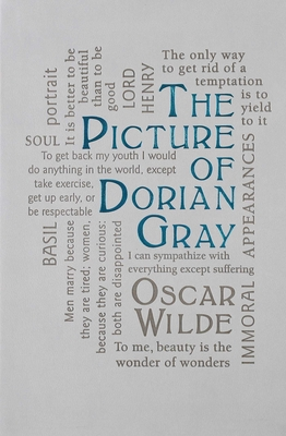 The Picture of Dorian Gray (Word Cloud Classics) Cover Image