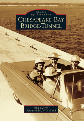 Chesapeake Bay Bridge-Tunnel Cover Image