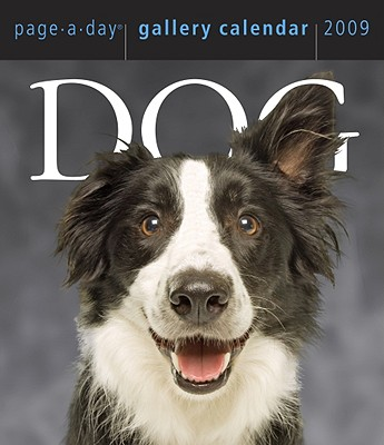 Dog Gallery Calendar 2009 Cover Image