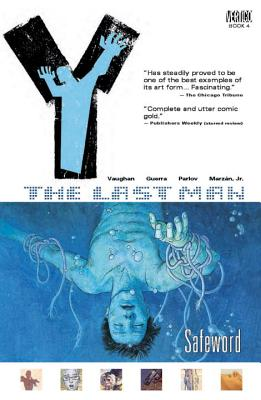 Y: The Last Man VOL 04: Safeword cover image